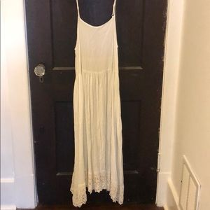 Free People Maxi Slip Dress